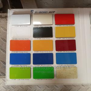 Aluminum Composite Panels | Building & Trades Services for sale in Lagos State, Agege