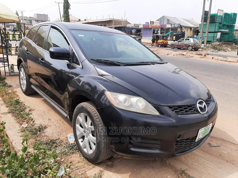 Mazda CX-7 2008 Black | Cars for sale in Ibadan, Oyo State, Nigeria