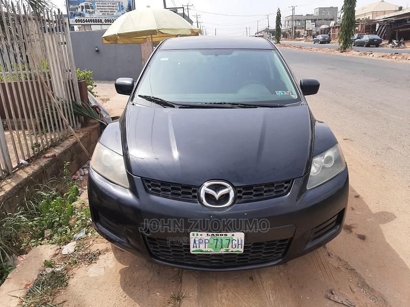 Mazda CX-7 2008 Black