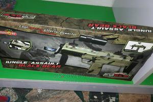 Black Assault Military Toy Gun   Toys for sale in Lagos State, Lagos Island (Eko)