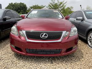 Lexus GS 2010 350 Red | Cars for sale in Abuja (FCT) State, Gwarinpa