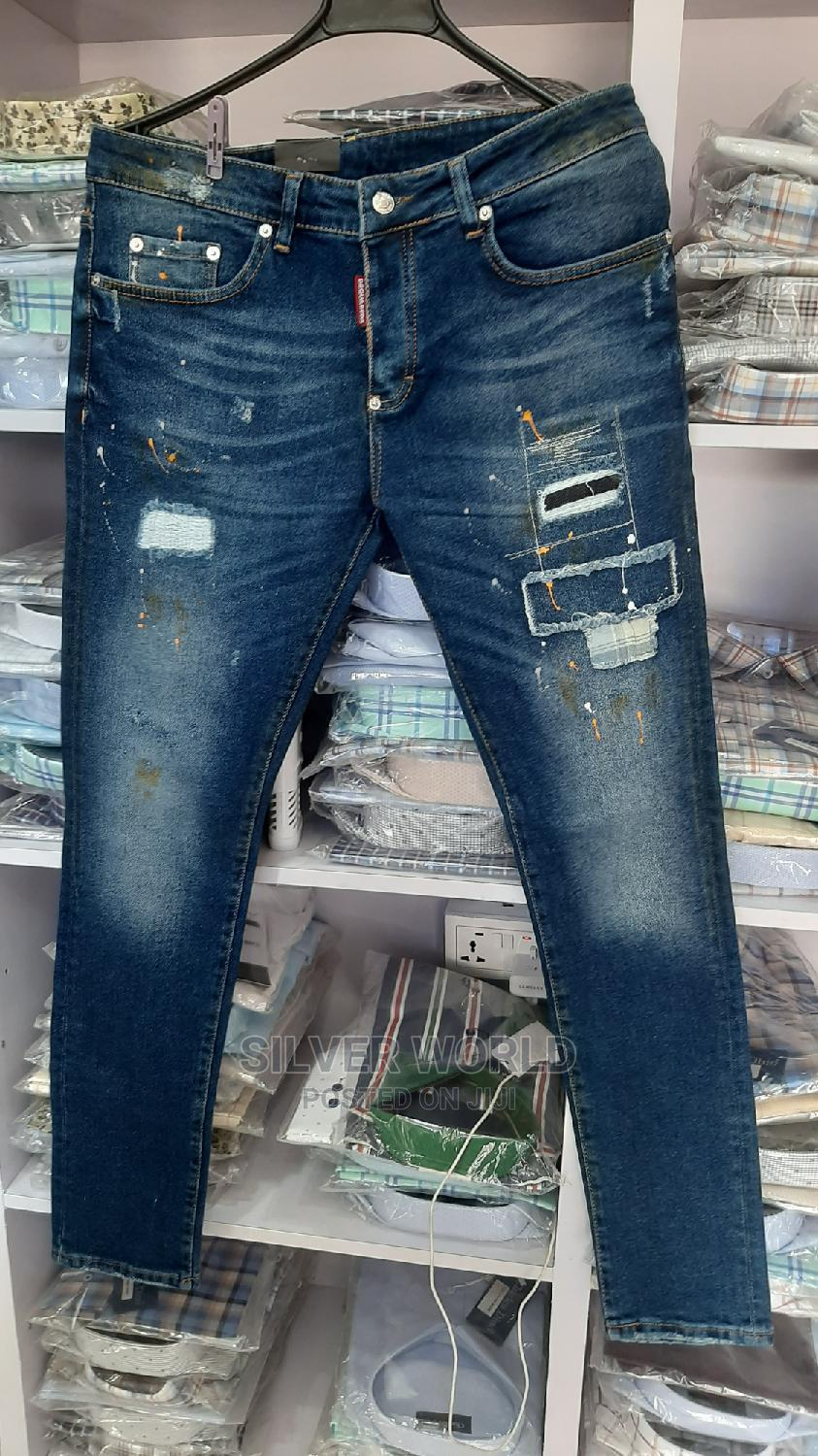 Archive: Ripped Jeans