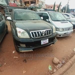 Toyota Land Cruiser Prado 2006 Black   Cars for sale in Abuja (FCT) State, Karu