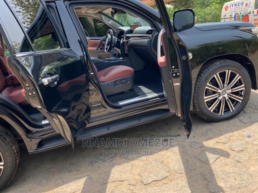 New Lexus LX 2020 Black   Cars for sale in Gwarinpa, Abuja (FCT) State, Nigeria