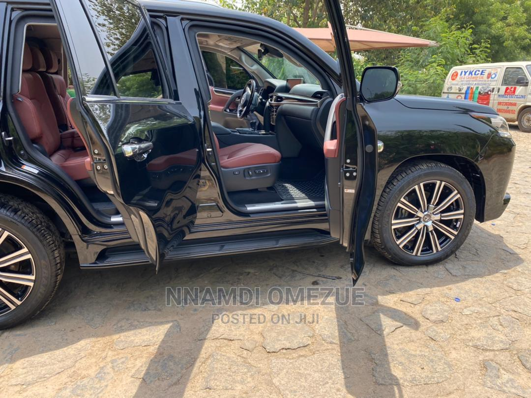 New Lexus LX 2020 Black | Cars for sale in Gwarinpa, Abuja (FCT) State, Nigeria