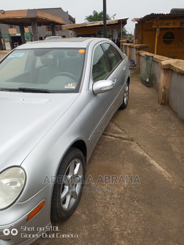 Archive: Mercedes-Benz C280 2007 Silver
