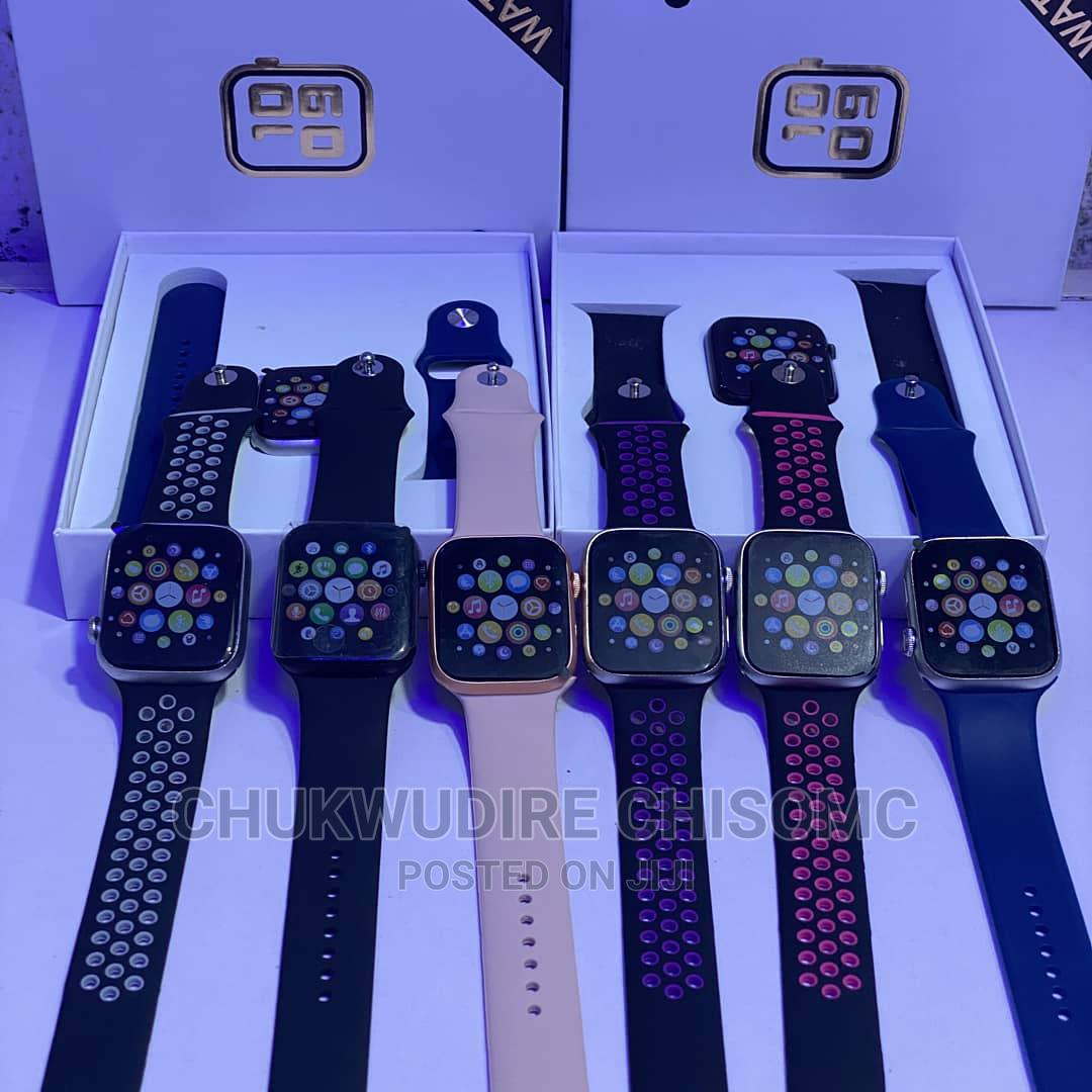 T500 Smartwatch Watch | Smart Watches & Trackers for sale in Ikeja, Lagos State, Nigeria