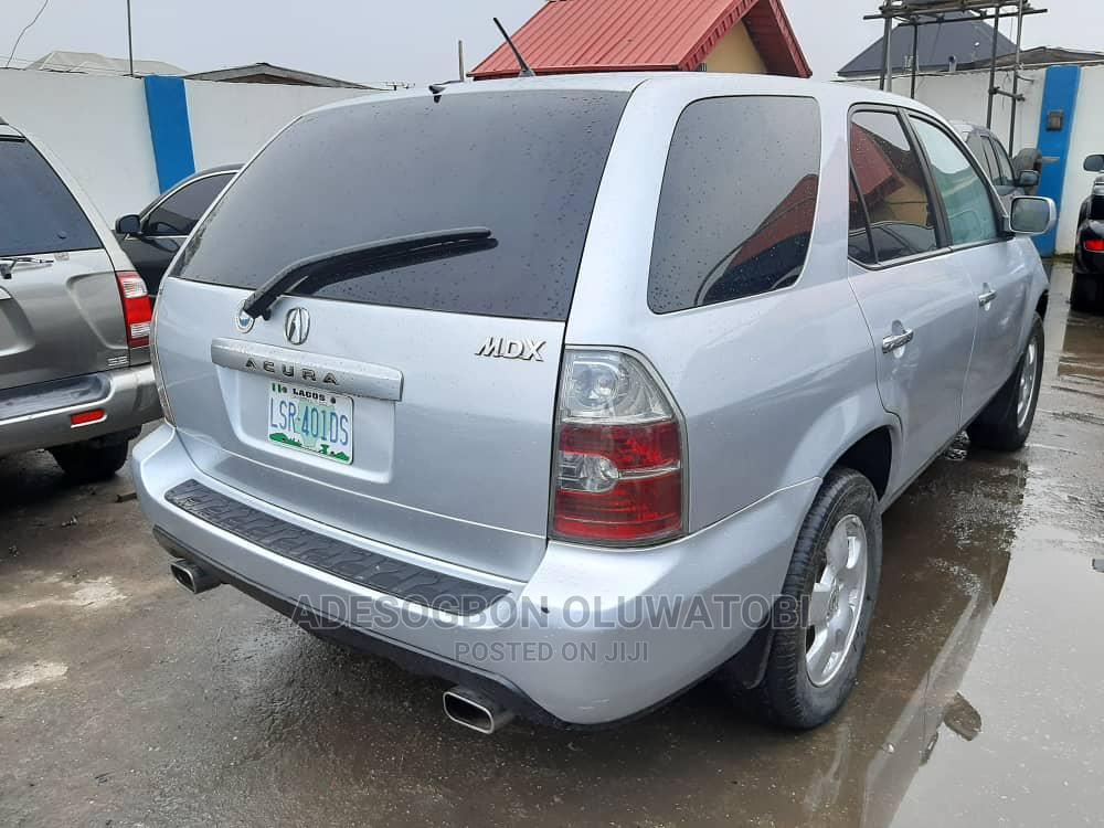 Acura MDX 2006 Silver | Cars for sale in Ifako-Ijaiye, Lagos State, Nigeria