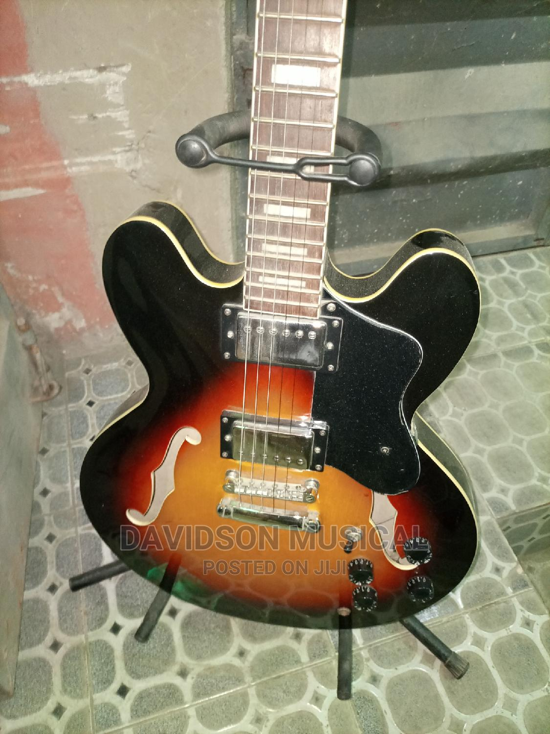Gipson Professional Jazz Guitar | Musical Instruments & Gear for sale in Ojo, Lagos State, Nigeria