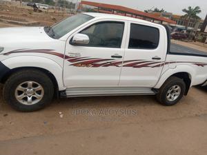 Toyota Hilux 2012 White | Cars for sale in Abuja (FCT) State, Garki 1