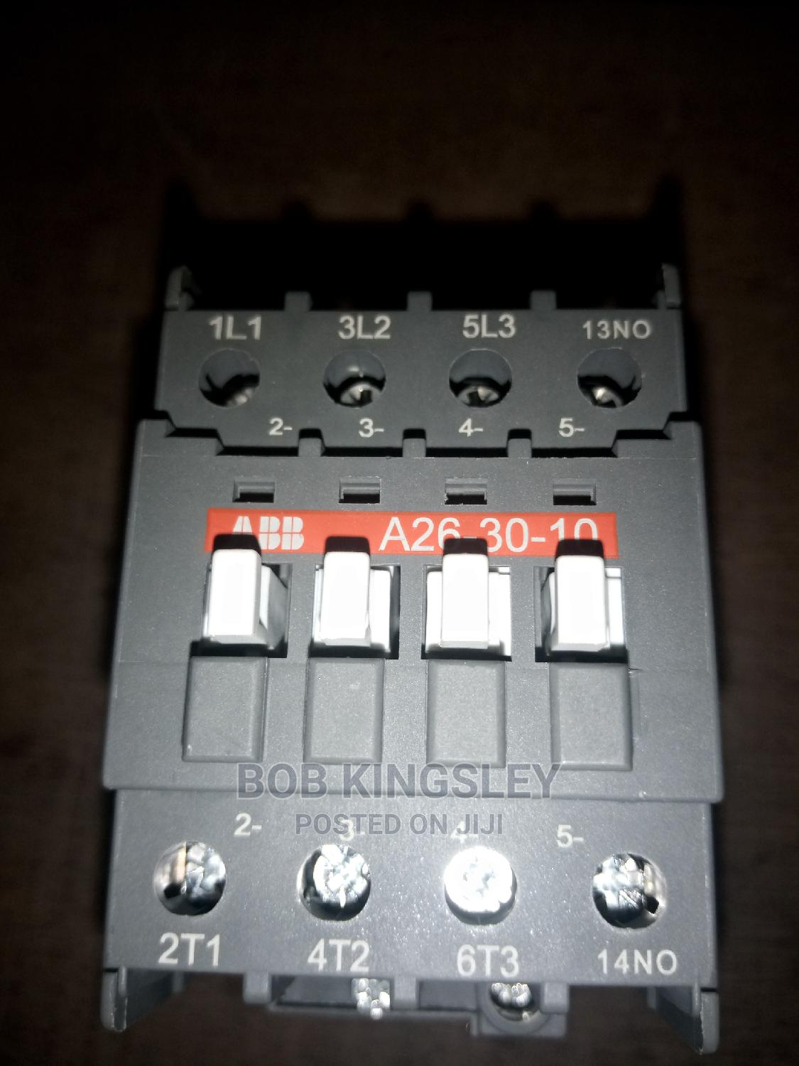 45amps Contactor ABB   Electrical Equipment for sale in Lagos Island (Eko), Lagos State, Nigeria