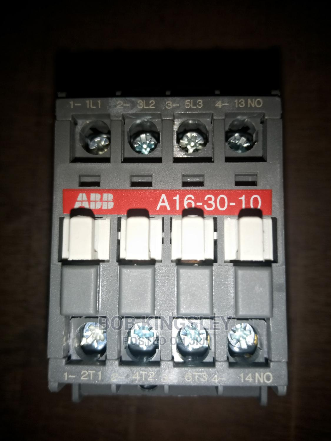 30amps Contactor ABB | Electrical Equipment for sale in Lagos Island (Eko), Lagos State, Nigeria