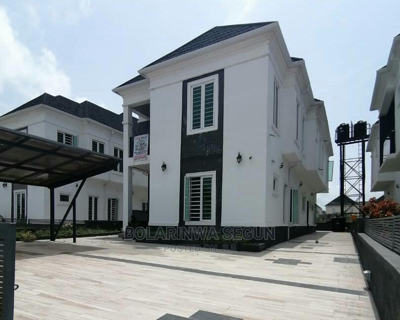 Newly Built 5 Bedroom Duplex With a Room BQ