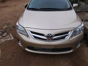 Toyota Corolla 2011 Gold   Cars for sale in Lagos State, Isolo
