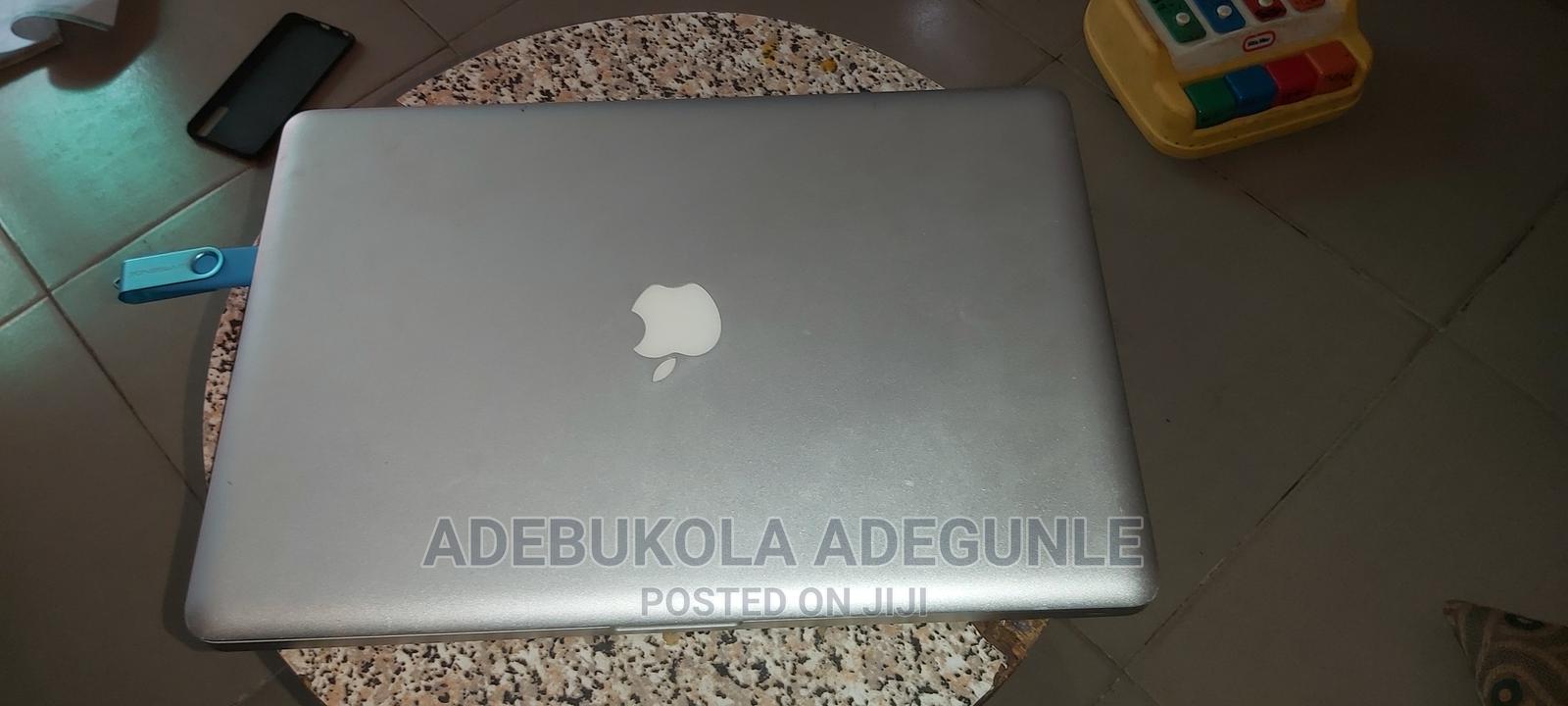 Laptop Apple MacBook 2010 4GB Intel Core I5 HDD 500GB