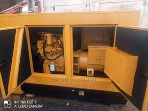 60kva Caterpillar Soundproof Generator for Sale   Electrical Equipment for sale in Lagos State, Oshodi