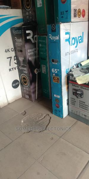 Royal 65inches Television. Smart | TV & DVD Equipment for sale in Abuja (FCT) State, Wuse