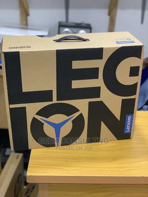 New Laptop Lenovo Legion 5 8GB AMD Ryzen SSD 256GB | Laptops & Computers for sale in Lagos State, Ikeja