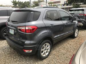 Ford EcoSport 2018 Gray   Cars for sale in Abuja (FCT) State, Central Business Dis