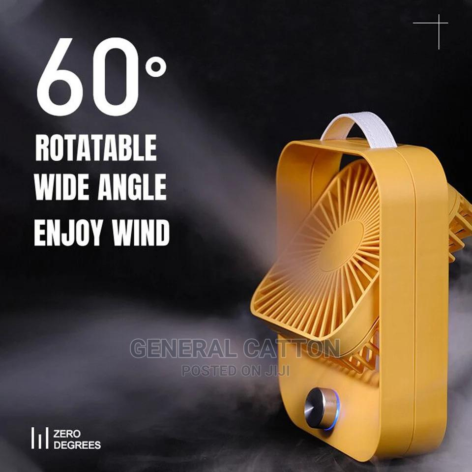 Archive: 6 Hours Lasting Rechargeable Fan