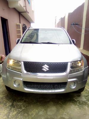 Suzuki Grand Vitara 2006 4WD Silver | Cars for sale in Lagos State, Isolo