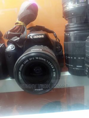 Canon EOS 600d/ Rebel T3i Digital SLR Camera | Photo & Video Cameras for sale in Lagos State, Ikeja