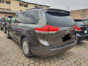 Toyota Sienna 2013 XLE AWD 7-Passenger Gray   Cars for sale in Lagos State, Ikeja