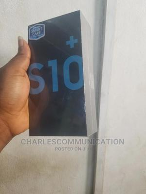 New Samsung Galaxy S10 Plus 128 GB Blue   Mobile Phones for sale in Lagos State, Ikeja