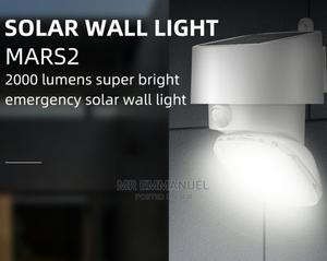 Automatic Solar Security Wall Light | Solar Energy for sale in Lagos State, Ikeja