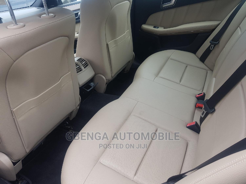 Mercedes-Benz E350 2012 Black   Cars for sale in Surulere, Lagos State, Nigeria