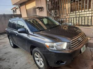 Toyota Highlander 2009 Gray   Cars for sale in Lagos State, Alimosho