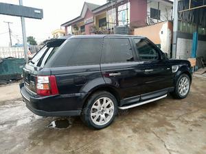 Land Rover Range Rover Sport 2008 4.2 V8 SC Blue | Cars for sale in Lagos State, Ikeja