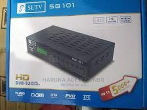 Sltv HD Digital Receiver With One Month Gold Subscription   Accessories & Supplies for Electronics for sale in Lagos State, Agboyi/Ketu