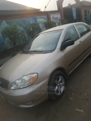 Toyota Corolla 2004 Gold   Cars for sale in Lagos State, Ogba
