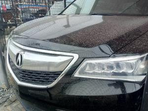 Acura MDX 2015 4dr SUV (3.5L 6cyl 6A) Black | Cars for sale in Lagos State, Lekki