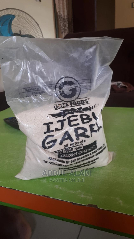 Archive: Ijebu Garri