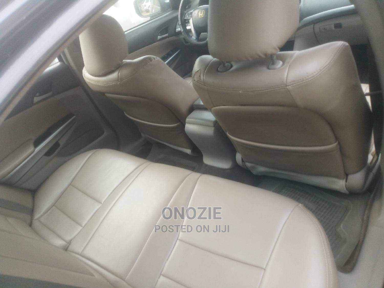 Archive: Honda Accord 2008 2.0 Comfort Automatic Blue