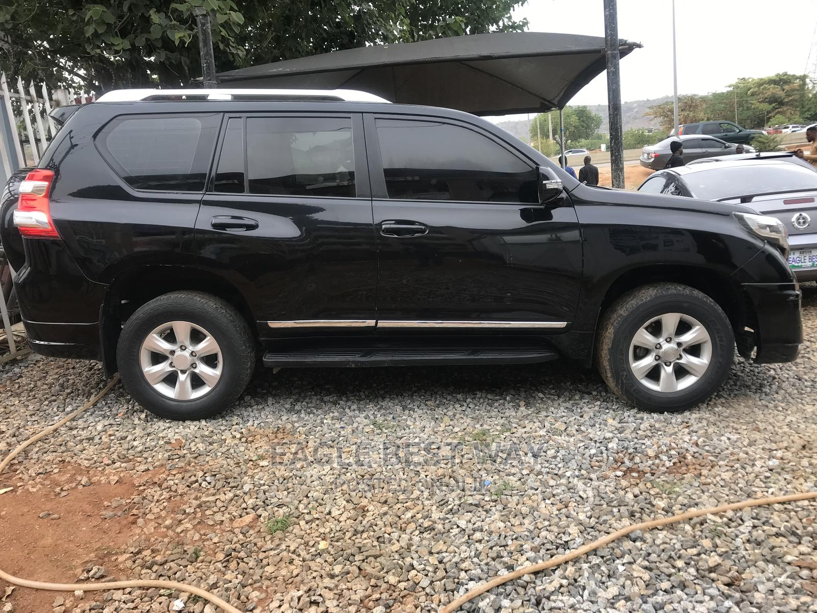 Toyota Land Cruiser Prado 2010 Black | Cars for sale in Gwarinpa, Abuja (FCT) State, Nigeria
