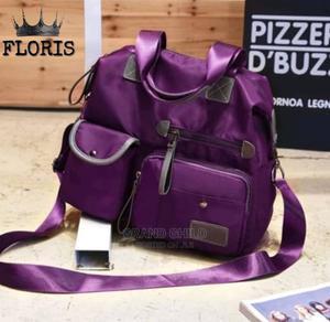 Women Handbags Ladies Shoulder Bags Mummy Baby Bags Purple   Bags for sale in Lagos State, Ifako-Ijaiye