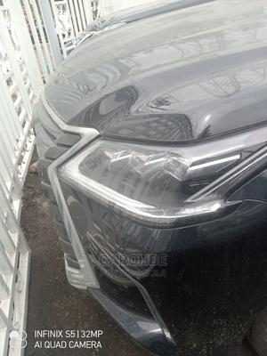 Lexus LX 2018 570 Two-Row Black | Cars for sale in Lagos State, Ikeja