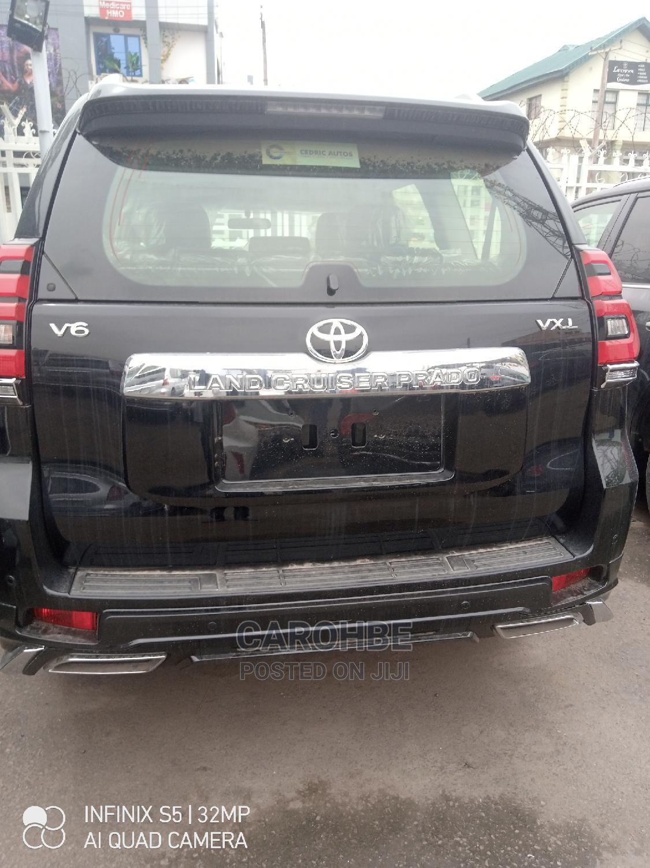 New Toyota Land Cruiser Prado 2020 2.7 Black   Cars for sale in Ikeja, Lagos State, Nigeria