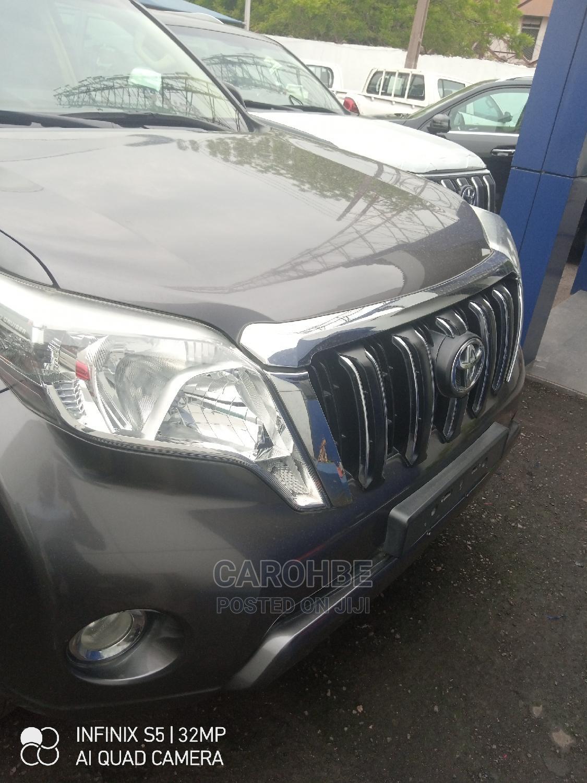 Toyota Land Cruiser Prado 2016 VX