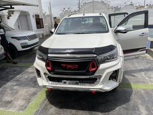 Toyota Hilux 2016 SR 4x4 White | Cars for sale in Oyo State, Ibadan