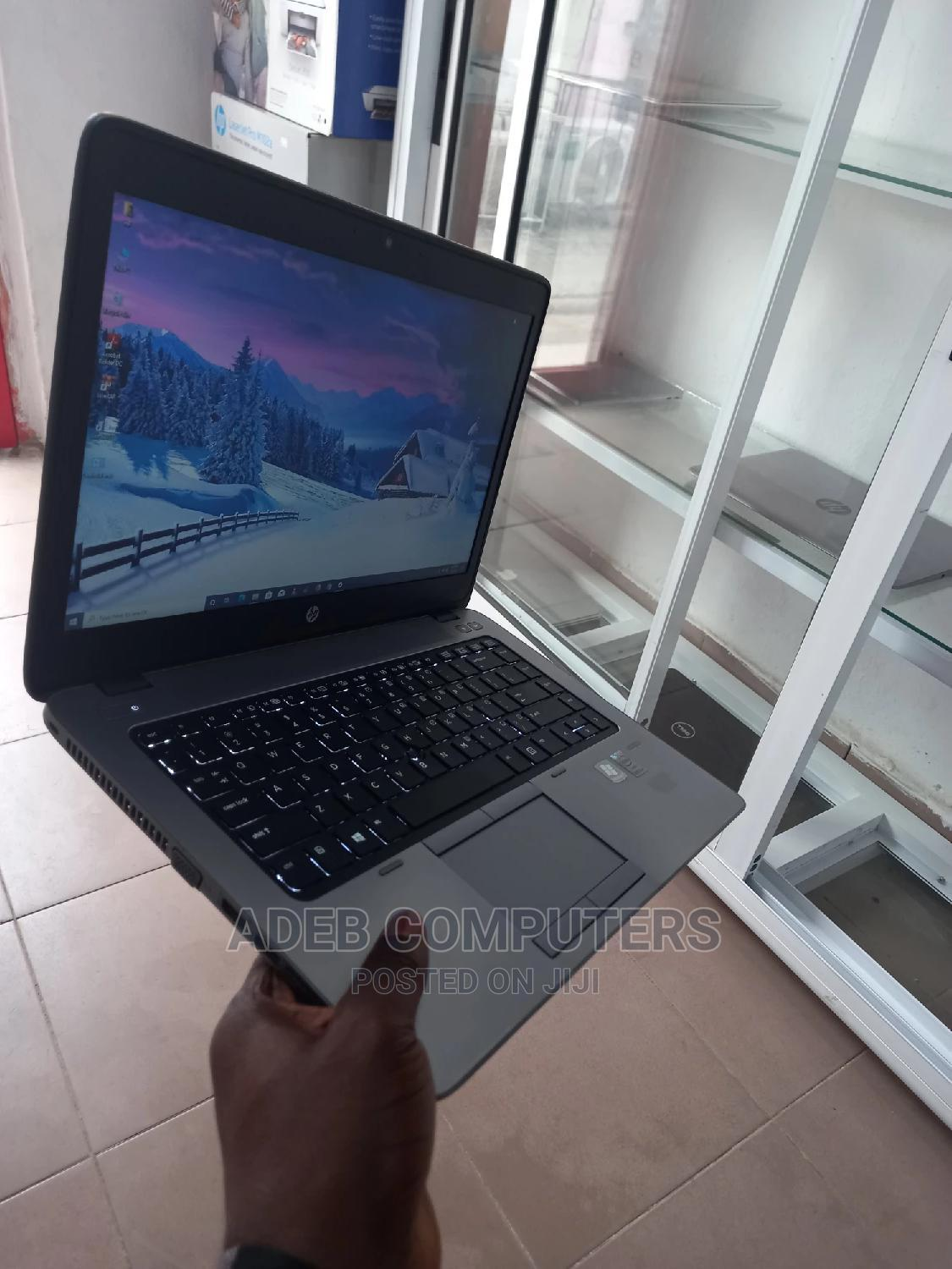 Archive: Laptop HP EliteBook 840 4GB Intel Core I5 HDD 500GB