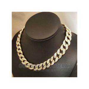 Ice Gold Chain   Jewelry for sale in Rivers State, Port-Harcourt