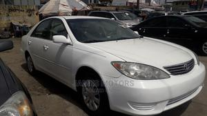 Toyota Camry 2005 White | Cars for sale in Lagos State, Apapa