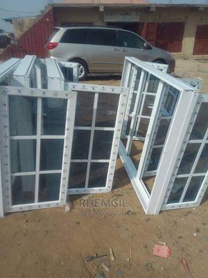 Aluminium Glass Windows | Building & Trades Services for sale in Abuja (FCT) State, Dei-Dei