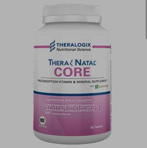Theralogix Theranatal Core - 90 Tablets | Vitamins & Supplements for sale in Imo State, Owerri