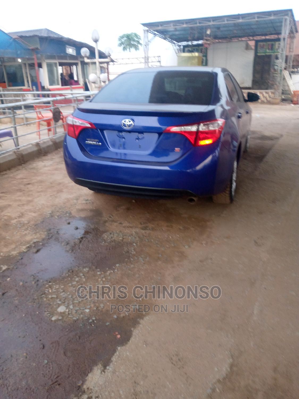 Toyota Corolla 2014 Blue   Cars for sale in Owerri, Imo State, Nigeria
