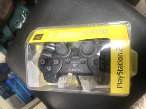Play Station 2 Wired Game Pad | Accessories & Supplies for Electronics for sale in Lagos State, Ikeja